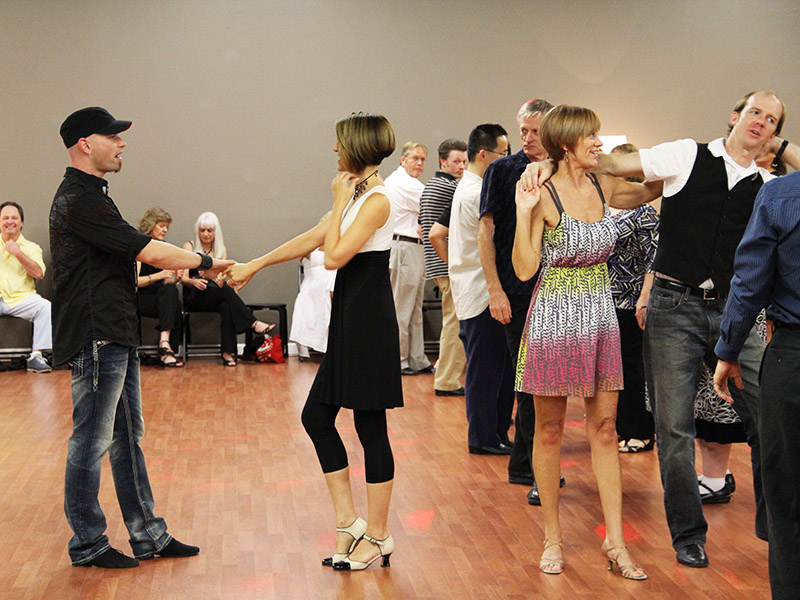 Country Western Dance Lessons The Woodlands TX